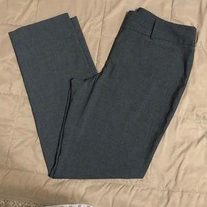 Ann Taylor loft dress pants grey great condition.